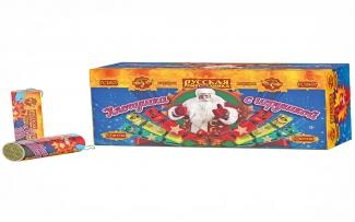 Хлопушки 90мм РС1807 с сюрпризом-игрушкой