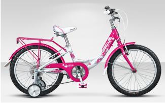 """Детский велосипед STELS Pilot-230 Girl 20"""""""