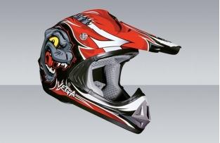 Мотошлем Vega  NBX-1 JR Viper Wildcat