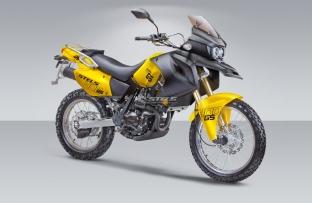 Мотоцикл STELS 400 GS