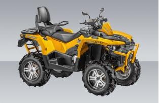 Квадроцикл STELS ATV 800G Guepard Touring