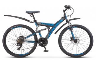"""Двухподвесный велосипед STELS 26"""" Focus MD 21-sp V010"""