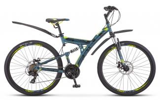 """Двухподвесный велосипед STELS 27,5"""" Focus MD 21-sp V010"""