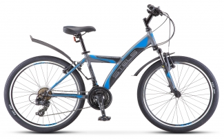 """Подростковый велосипед STELS Navigator-410 18-sp 24"""" V030"""