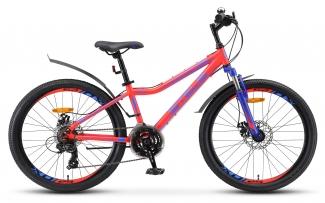 "Подростковый велосипед STELS Navigator-410 MD 21-sp 24"" V010"