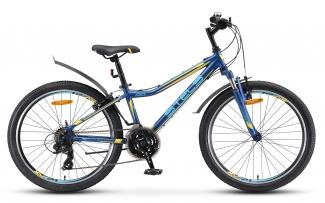 """Подростковый велосипед STELS Navigator-410 21-sp 24"""" V010"""