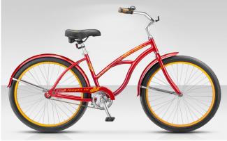 """Городской велосипед STELS Navigator-130 1-sp 26"""" Lady"""