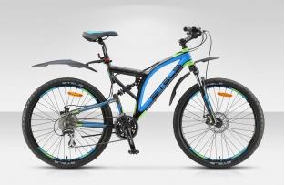 Двухподвесный велосипед STELS 26 Adrenalin MD