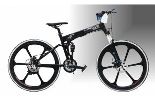 Велосипед BMW B18