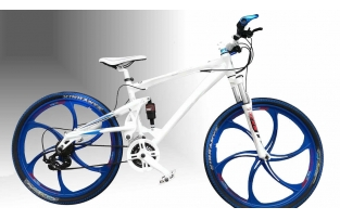 Велосипед BMW B20