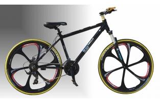 Велосипед BMW B8