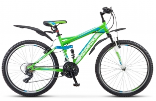 Двухподвесный велосипед Десна 2620V