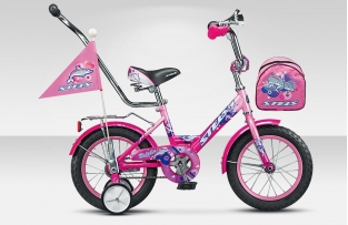 "Детский велосипед STELS Dolphin 12"""