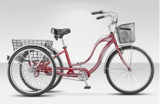 Городской велосипед STELS Energy II