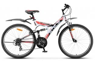 Двухподвесный велосипед STELS 26 Focus 21 sp