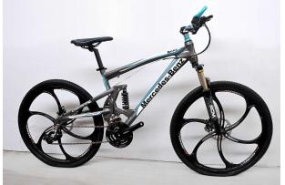 Велосипед Mercedes M5