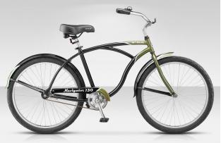"""Городской велосипед STELS Navigator-130 1-sp 26"""" Gent"""