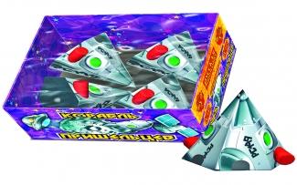Летающий фейерверк РС149 Корабль пришельцев (упаковка)