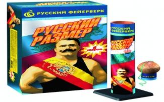 "Фестивальные шары Р6272 Русский размер (2,5"" х 6)"