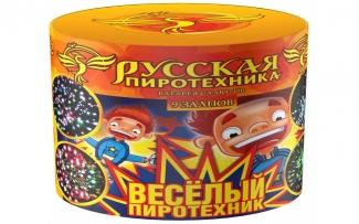 "Батарея салютов РС602 Веселый пиротехник (0,8"" х 9)"