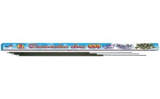 Бенгальские огни 600мм (ТСЗ) ТР154 (упаковка 3 шт.)