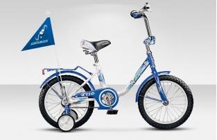 Детский велосипед STELS 16 Pilot 110