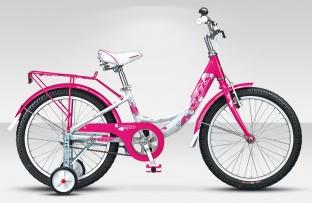 Детский велосипед STELS 20 Pilot 210 Girl
