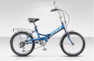 """Складной велосипед STELS Pilot-450 20"""" Z011"""