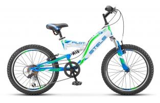 """Детский велосипед Pilot-260 20"""" V020 - 11150"""