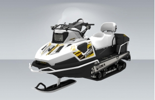Снегоход STELS Ермак 600L